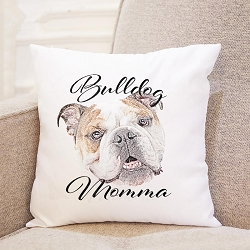 Dog Momma Mug - Bulldog