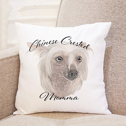 Dog Momma Mug - Chinese Crested