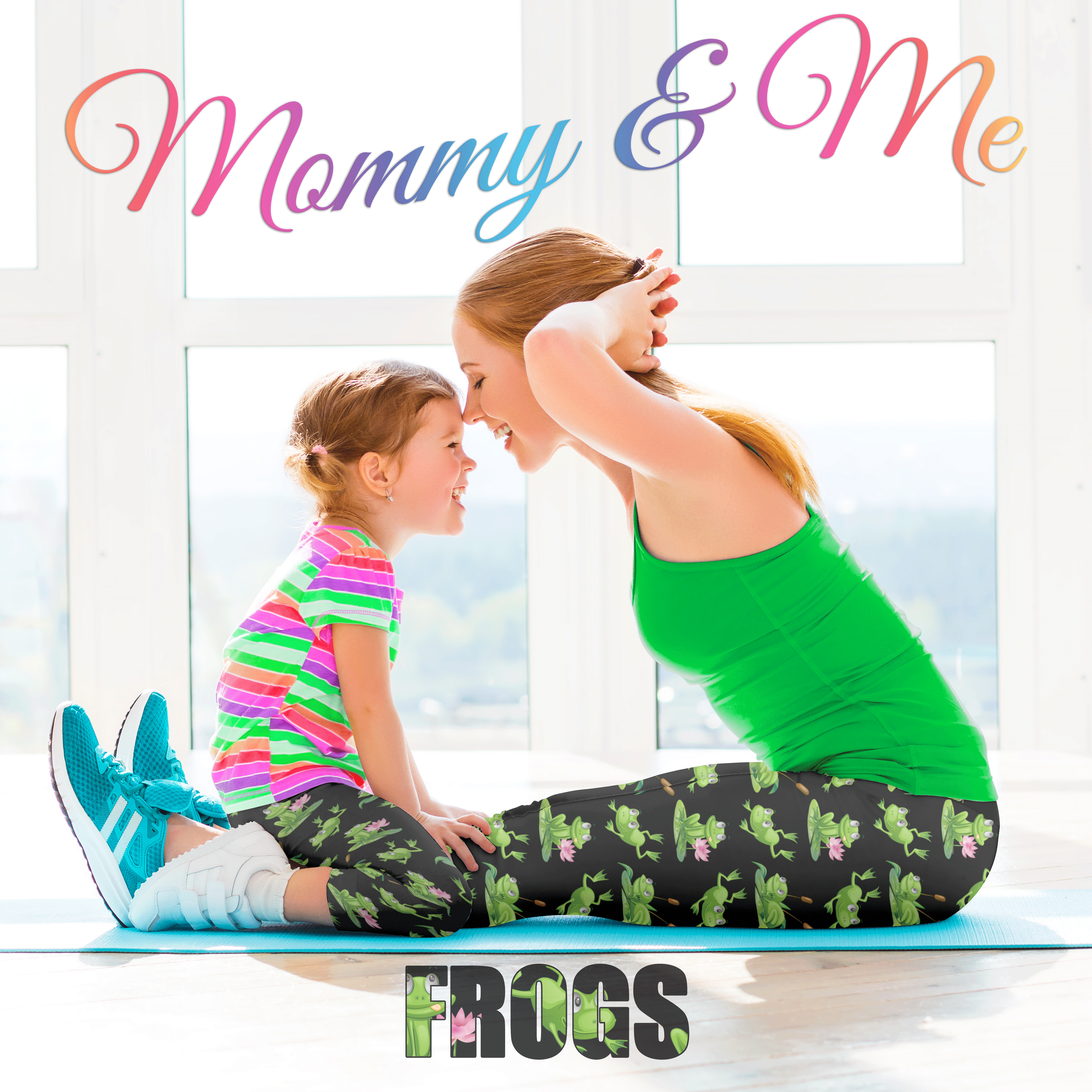 Mommy & Me Frogs