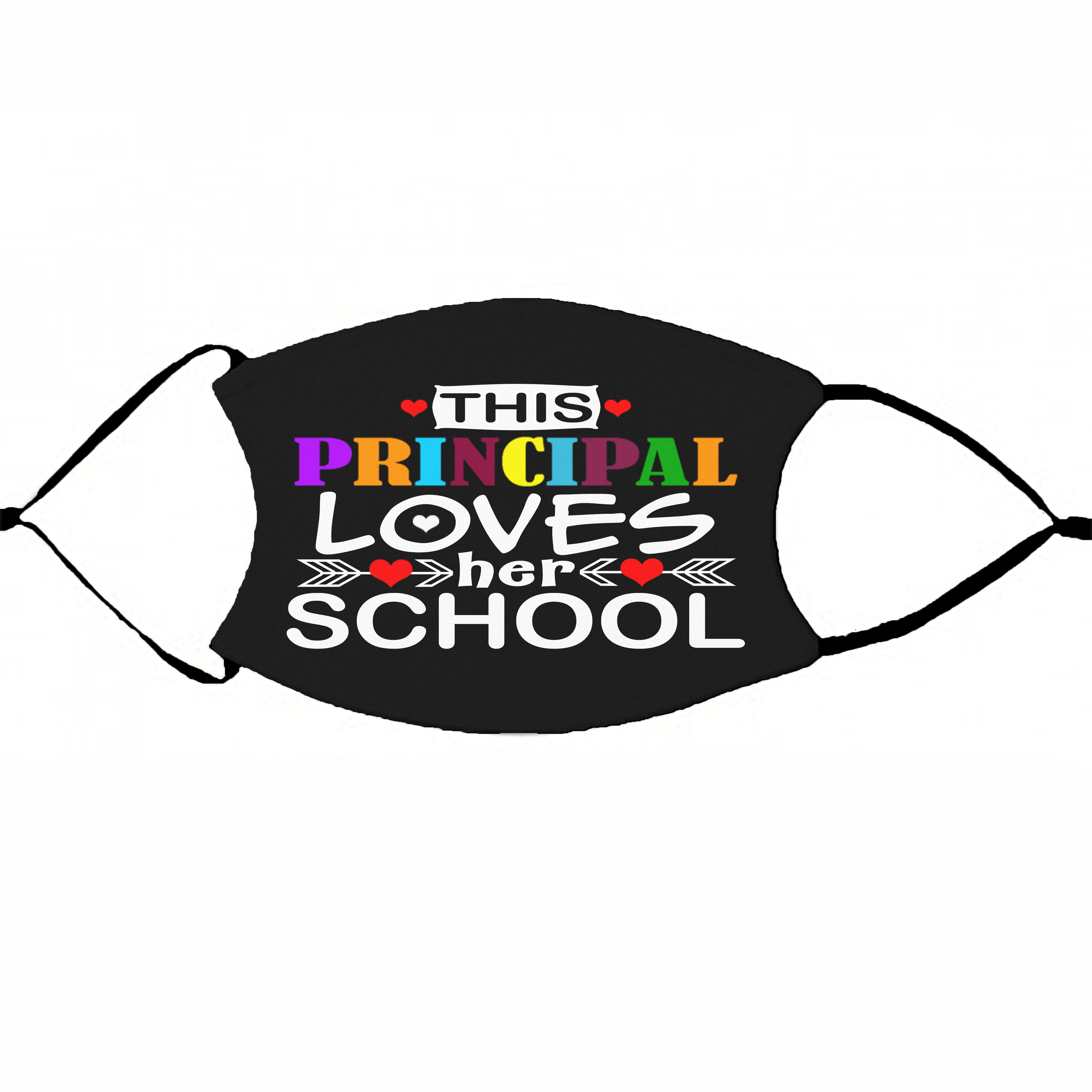 School Principal - Non-Medical Face Mask (L)
