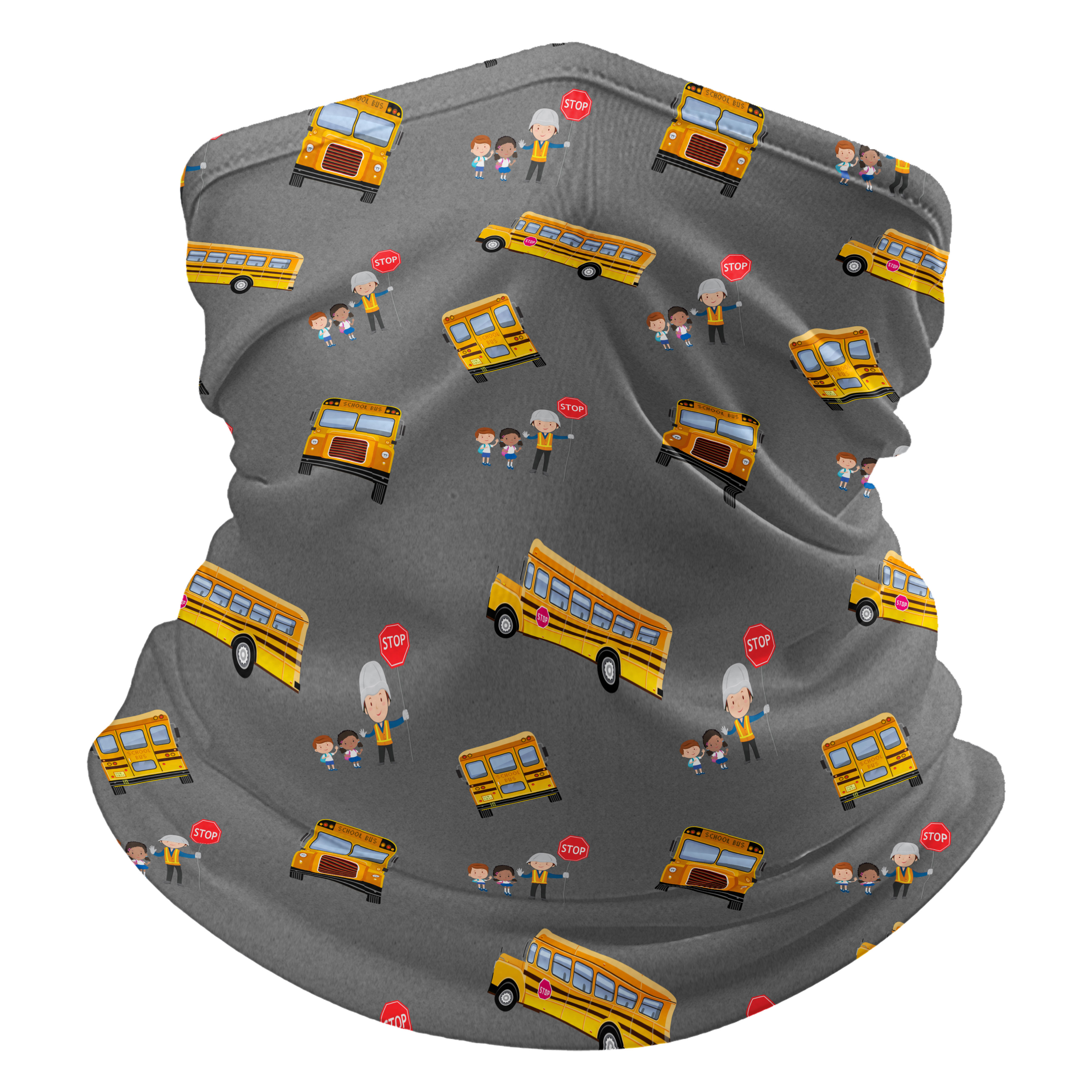 Bus Driver/Crossing Guard - Neck Gaiter