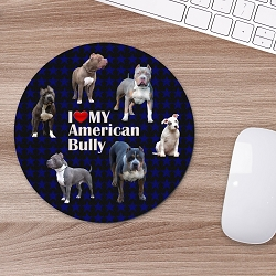 American Bully Mouse Pad