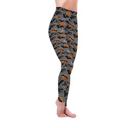 Bat Tapestry Leggings