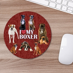 Pads -Boxer Mouse Mouse Pad