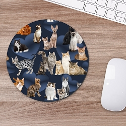 Designer Mouse Pads - Cats