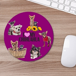 Designer Mouse Pads - Chihuahua