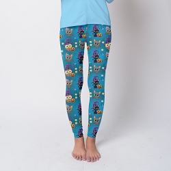 A Cute Halloween Tween Leggings