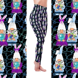 Easter Gnomes Leggings