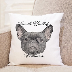 Dog Momma Mug - French Bulldog