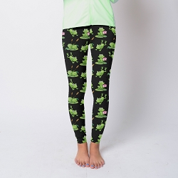 Turtles Tween Leggings