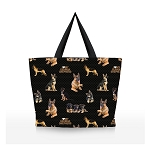 Dog Mom Tote - German Shepherd