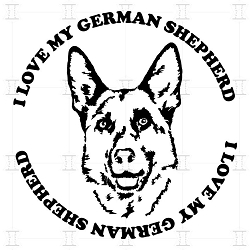 German Shepherd Designs