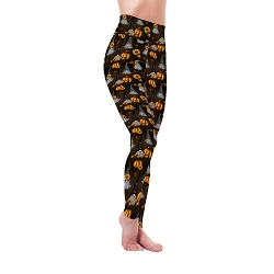 Gnomes of Halloween Past Leggings