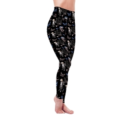 Goth Sloth Leggings