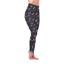 Dog Mom Series - Great Dane Leggings