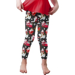 Kringle Jingle Youth Leggings