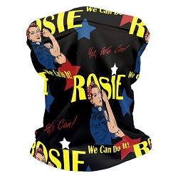 Rosie the Riveter Gait Shortie