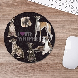 Whippet Mouse Mouse Pad