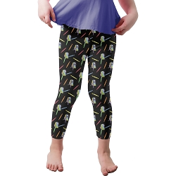 Crayons Youth Leggings