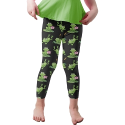 Frogs Youth Leggings