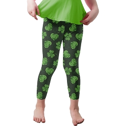 Shamrocks Youth Leggings