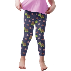 Turtles Youth Leggings