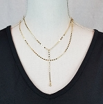 Ferrah Necklace (Gold or Silver)