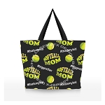 Biggest Fan Tote - Softball Mom