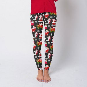 Kringle Jingle Tween Leggings